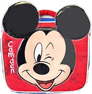 Personalized Licensed Lunch Bag (Mickey Mouse