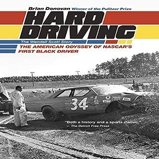 Hard Driving: The Wendell Scott Story cover art