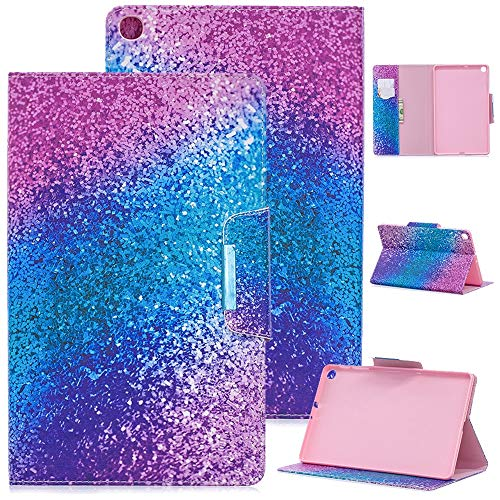 GHC PAD Cases & Covers For Samsung Galaxy Tab S5e 10.5 inch T720 T725, Slim Shock Proof Case With Card Slot Printed PU Leather Flip Stand Cover For Samsung Galaxy Tab S5e 10.5 inch