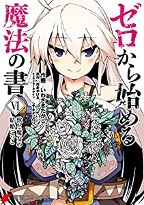 ゼロから始める魔法の書(VI) 獣と魔女の結婚ごっこ (電撃コミックスNEXT)