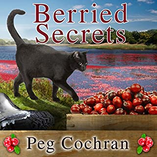 Berried Secrets audiobook cover art