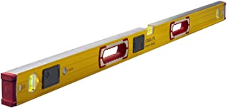 Stabila 39340 48-Inch Lighted Level with 2 LED Lights