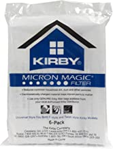 Kirby 2-Pack Allergen Reduction Filters, 204811 (12 Bags) … (2), White