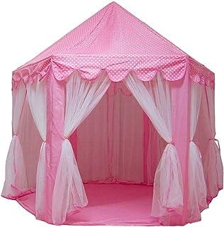 SKEIDO Princess castle hexagonal children's tent children's castle tent