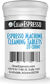 20 Pack of Universal for Breville Espresso Cleaning Tablets Cleaner Cino Cleano, Quick Delivery