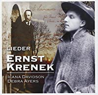 Lieder.Songs by E. Krenek (2005-10-18)