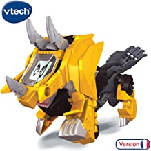 VTECH- Switch & GO Dinos-MOLOPS Coche/Dinosaurio, 80-195105, Multicolor
