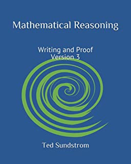 Mathematical Reasoning: Writing and Proof Version 3