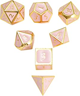 rose quartz d&d dice