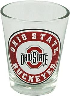 Jenkins Enterprises Ohio State Buckeyes Logo Shot Glass
