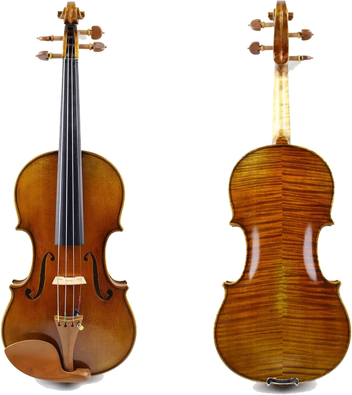 4 Handmade Max 51% OFF Indefinitely Violin Professional