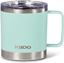 Igloo 13.5 OZ Seafoam Stainless Steel Mug