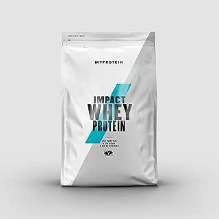Myprotein® Whey Protein Powder, Gluten Free Protein Powder, Amino Acid Supplement for Bodybuilding, GMO & Soy Free Protein Powder, Dietary Supplement for Weight Loss, Vanilla, 2.2 Lbs