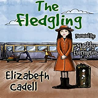 The Fledgling audiobook cover art