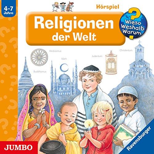 Religionen der Welt (Wieso? Weshalb? Warum?) Titelbild