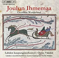 Christmas Music From Finland by ANDERSON LEROY / BERNARD FELI (1999-09-15)