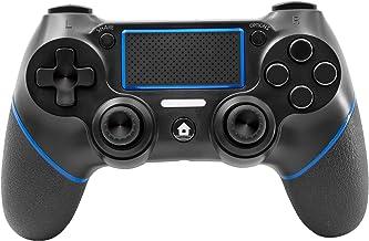 کنسول بی سیم PS4 ، کنسول C200 Gamepad DualShock 4 برای پلی استیشن 4 لمسی پنل جوی پد با لرزش دوگانه بازی کنترل از راه دور جوی استیک