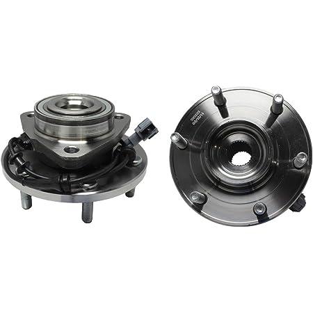 New Front Wheel Hub Bearing Assembly for Infiniti QX56 Nissan Armada Titan RWD