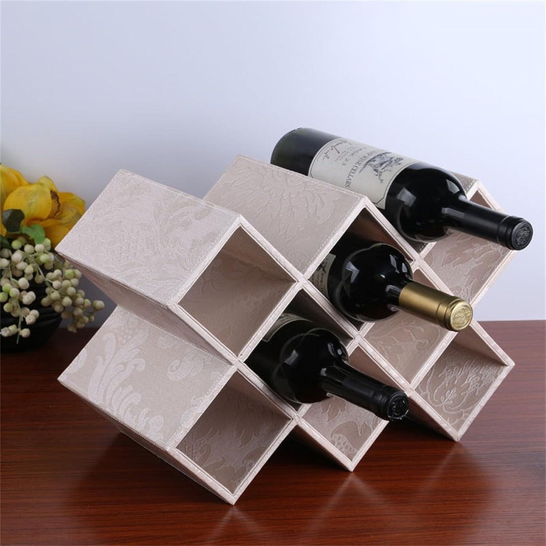 tienda en linea XF Estante para vinos - - Estante Estante Estante para vinos multifunción, Estante para vinos, decoración de estantes para Vino en la Sala de Estar del hogar (Tamaño 41.5cmX20cmX28cm)    (Color   C)  tienda de ventas outlet