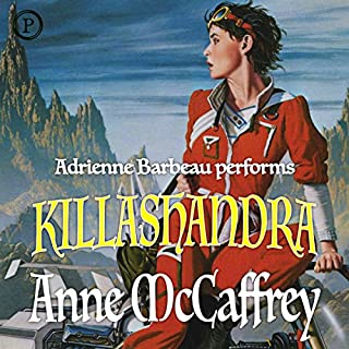 Killashandra audiobook cover art
