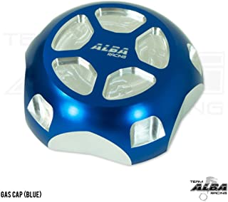 Polaris Slingshot (2015-2017) Gas Cap Billet Aluminum in Many Colors Blue
