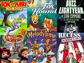 disney melody time full movie