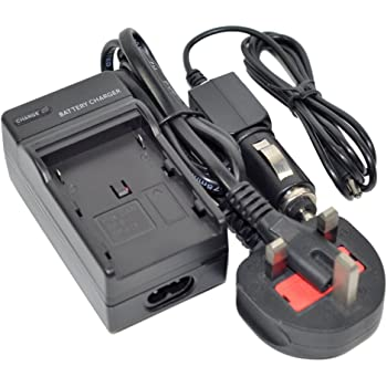 HF M307 LCD USB Battery Charger for Canon LEGRIA HF M300 HF M400 Flash Memory Camcorder HF M306