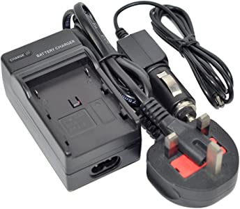 EN-EL19 Battery Charger AC DC Single for ENEL19 EH-69P EH69P MH-66 MH6...