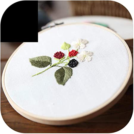 Hoop drum embroidery round embroidery 15 cm