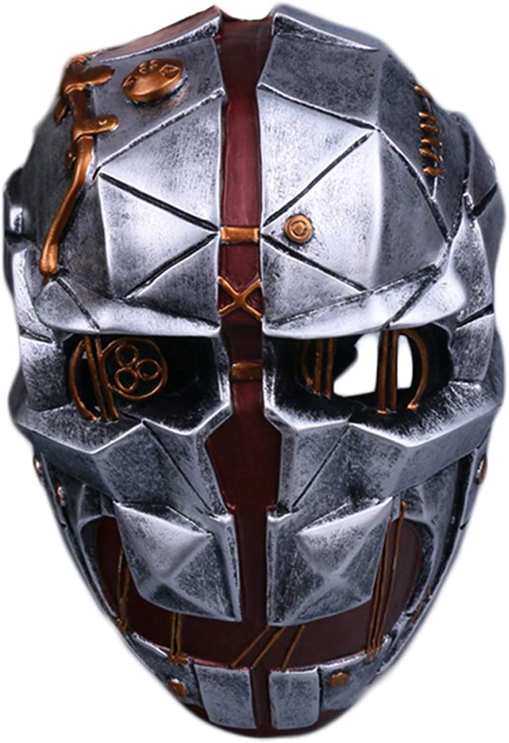 QQWE Dishonored Mask Game Cosplay Helmet Halloween Christmas Theme Party Movie Costume Prop FRP Masks,AOneSize