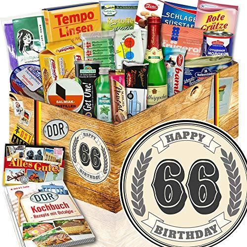 66 Geburtstag Geschenke Manner / Geschenke zum 66. Geburtstag / Geschenk DDR