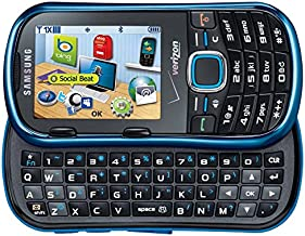 VERIZON WIRELESS CELL PHONE SAMSUNG U460 INTENSITY II...