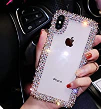 Custodia XIAOMI REDMI NOTE 7 Cover Silicone Morbida GLITTER Brillantini Slim