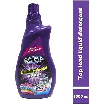 Cleenz Laundry Detergent Liquid Top Load, 1 L