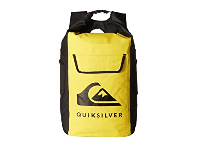 Quiksilver Sea Stash II (Safety Yellow) Backpack Bags
