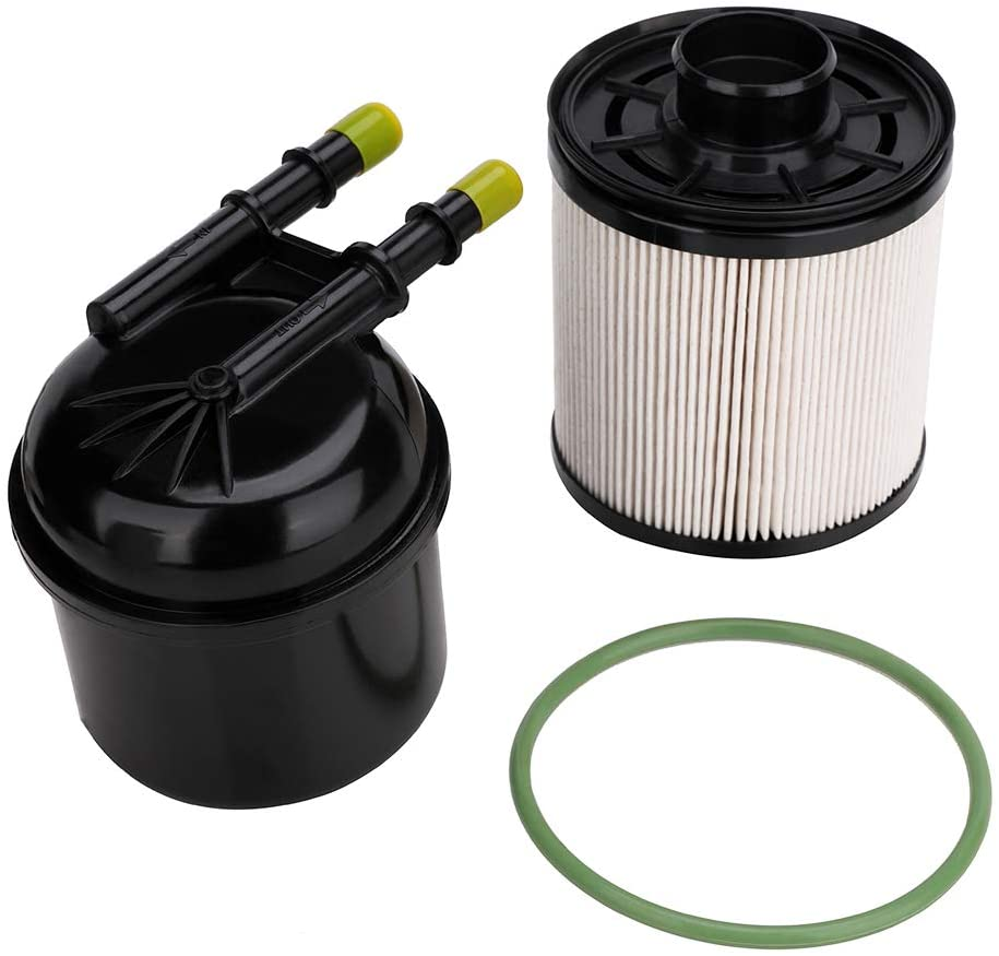 Amazon.com: FD-4615 5 Micron Fuel Water Separator Filter Replacement for  2011 2012 2013 2014 2015 2016 Ford F250 F350 F450 F550 HD Ford Super Duty  Truck Pickup 6.7 Powerstroke Diesel Fuel Filter FD4615 BC3Z9N184B:  Automotive | Ford F 350 6 7 Fuel Filter Where Change |  | Amazon.com