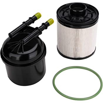 [DIAGRAM_38IU]  Amazon.com: FD-4615 5 Micron Fuel Water Separator Filter for 2011 2012 2013  2014 2015 2016 Ford F250 F350 F450 F550 HD Ford Super Duty Truck Pickup 6.7  Powerstroke Diesel Fuel Filter - Replaces FD4615, BC3Z9N184B: Automotive | 2013 F350 Fuel Filter |  | Amazon.com