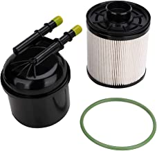 FD-4615 Fuel Filter - Replace # For 2011-2016 Ford F-250, F-350, F-450, F-550 Super Duty 6.7L V8 Diesel Powerstroke Engine Replace # FD-4615, FD4615, BC3Z-9N184-B, BC3Z9N184B - Diesel Fuel Filter Kit