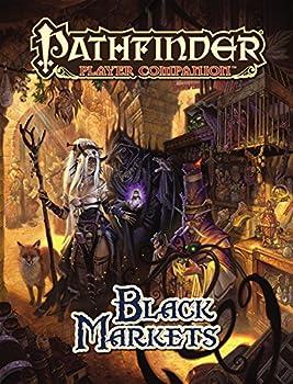 Pathfinder Player Companion: Black Markets - Book  of the Pathfinder Player Companion