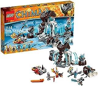 LEGO Chima 70226 Die Eisfestung der Mammuts