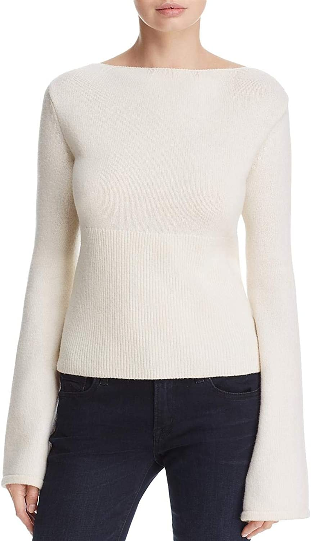 Elie Tahari Womens JAZMA Sweater Sweater