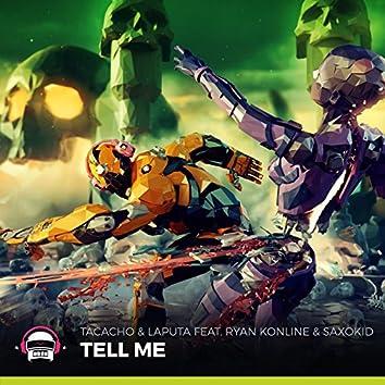 Tell Me (feat. Ryan Konline & Saxokid)