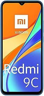 هاتف شاومي موب ريدمي 9 سي سعة 64 جيجا تيرا / ازرق