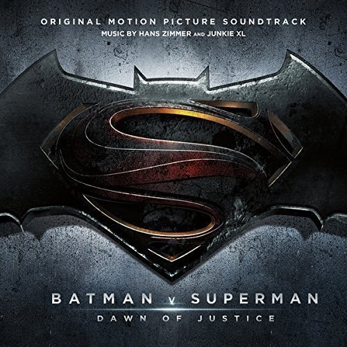 Batman V Superman: Dawn of Justice / O.S.T. by HANS ZIMMER (2016-08-03)