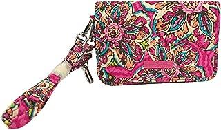 Vera Bradley RFID 3 in 1 Crossbody Clutch Wallet Bag