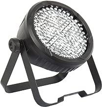 DragonX DJ Lighting –Bright, White LED Strobe Light for Parties – Slim LED 64 Par Can Wash Light 177 (10mm) Party Light for DJ Lighting, Uplighting, Wedding Lights, Event Lights, Stage Lights, DMX 512