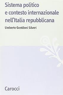 Sistema politico e contesto internazionale nell'Italia repubblicana