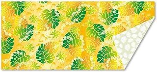 「サラッとドライ ハワイアンフェイスタオル」 「モンスパーム オレンジ」 40㎝×90㎝ 「光触媒マイクロファイバー アスカタオル 抗菌・消臭タオル 2SP-MOP-ORG