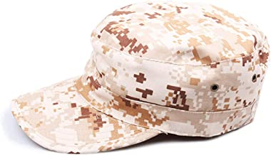 PPSTYLE Army Snapback Cap Men Summer Camouflage Baseball Caps Army Paintball Fish Hike Camp Travel Cap Hunt Hat