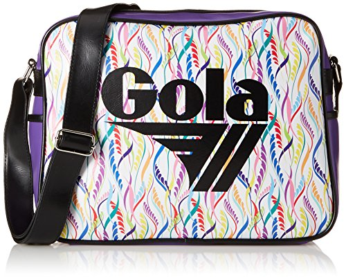 Gola Classic Redford Purple Floral Backpack